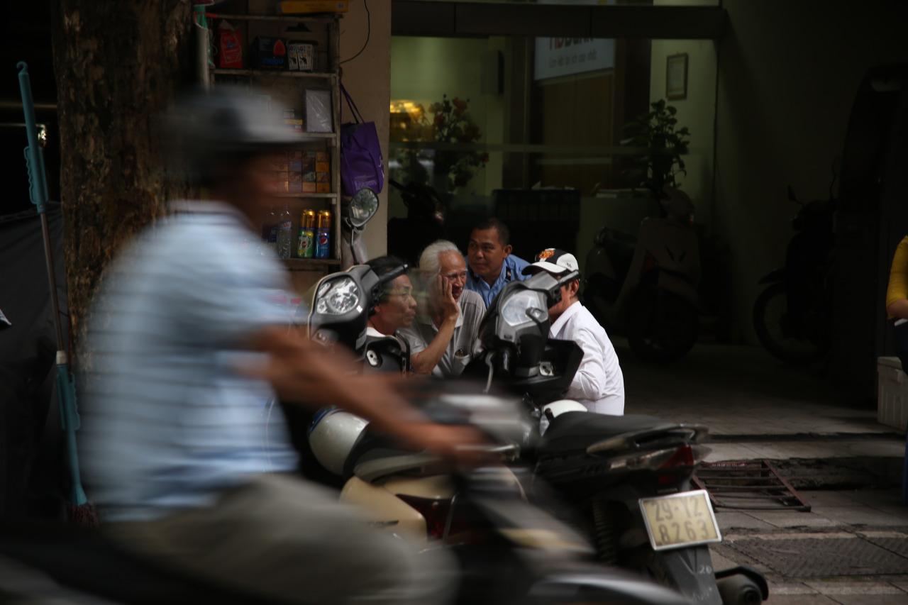 slow // fast / life in Hanoi