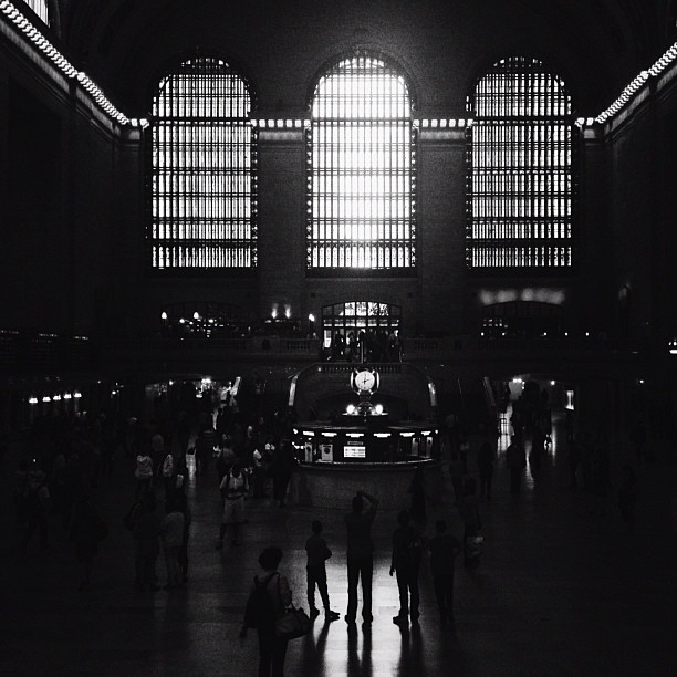 grand central (Taken with  Instagram )
