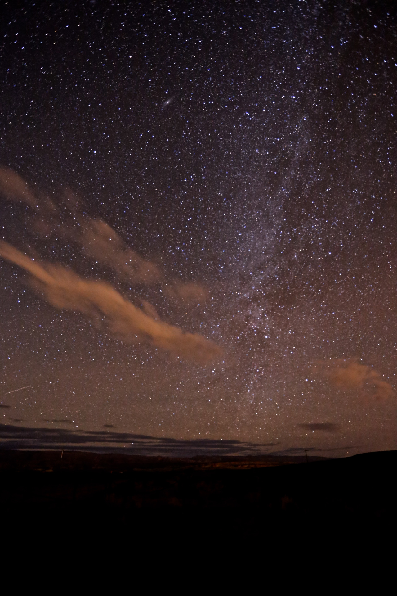 Learning how to shoot the night sky….Page, AZ Dec 2014 (featuring the Milky Way)