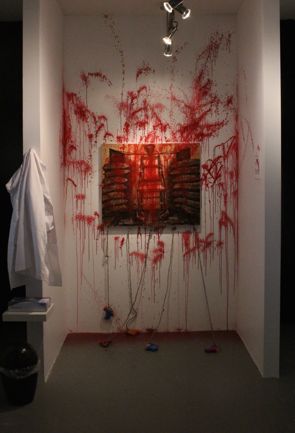 Utah Execution Chamber - Bloodwork (1)