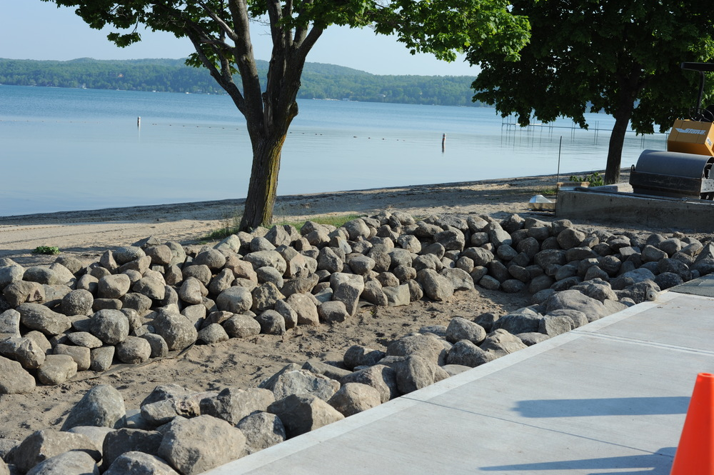 Crystal Lake Waterfront Improvements Project