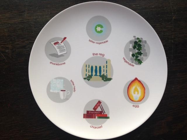 Symbols Of The Uchicago Seder Plate Ju Chicago