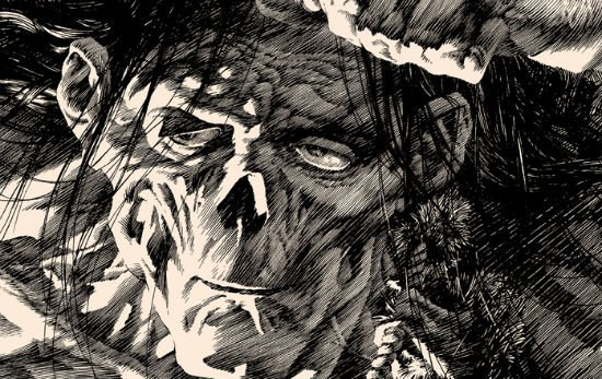 Image by the legendary Bernie Wrightson