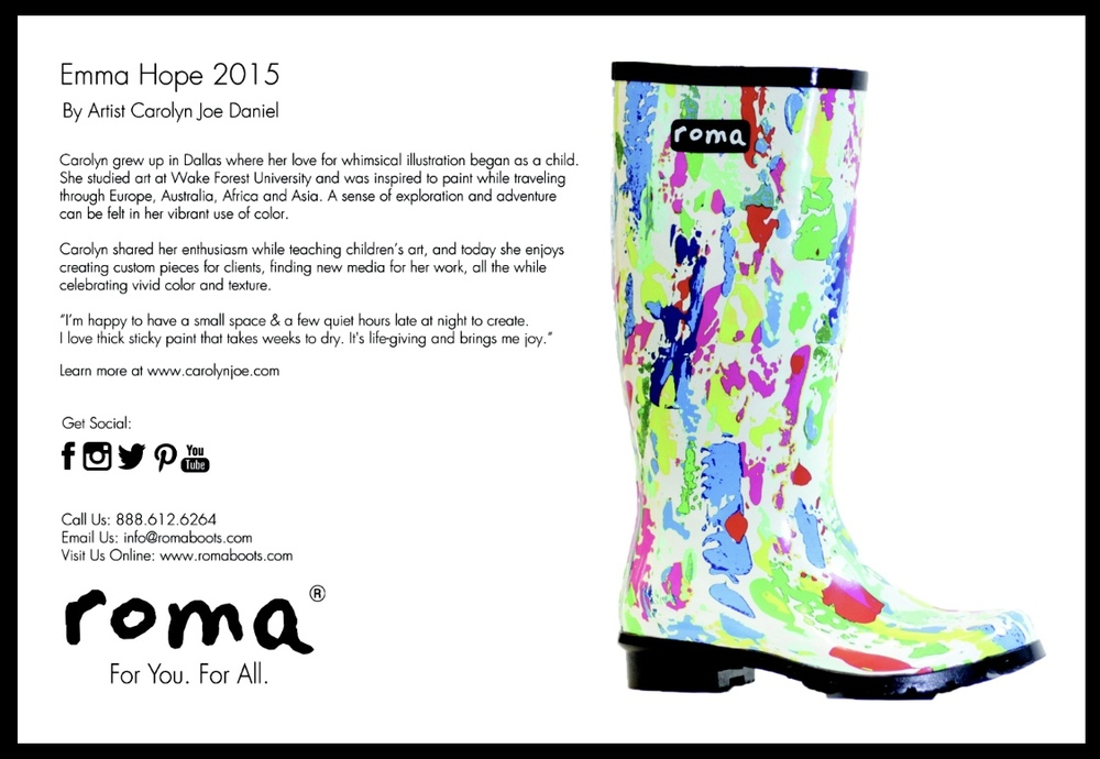 for roma boots