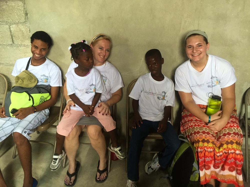 T12 Camp! ( Benzaza, Kimberli, Anachmie, Abraham, Kenzie K.)
