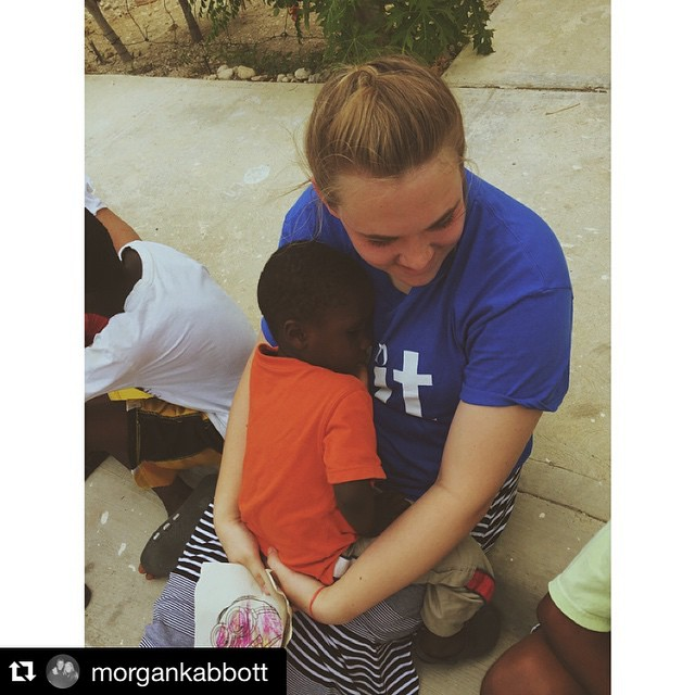 #Repost @morgankabbott with @repostapp. ・・・ Haiti has done it again... stolen my heart with the joy and love of its people 💙