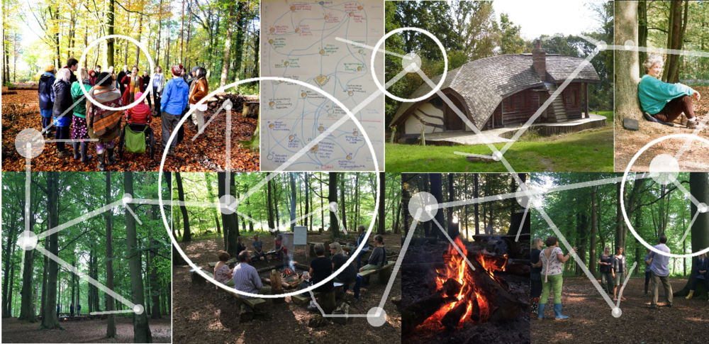 THE HEART OF ACTIVISM - 16th and 17th June 2017, with Marcos Frangos and Daniel KoernerA weekend in the wood to pause, to find reflection and nourishment and renewed inspiration for yourself or your team. For more information click here...