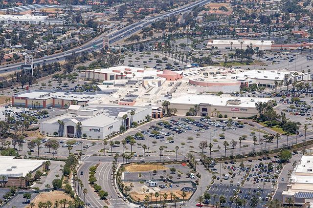 Need to sell a shopping mall? I can help with aerial photos.