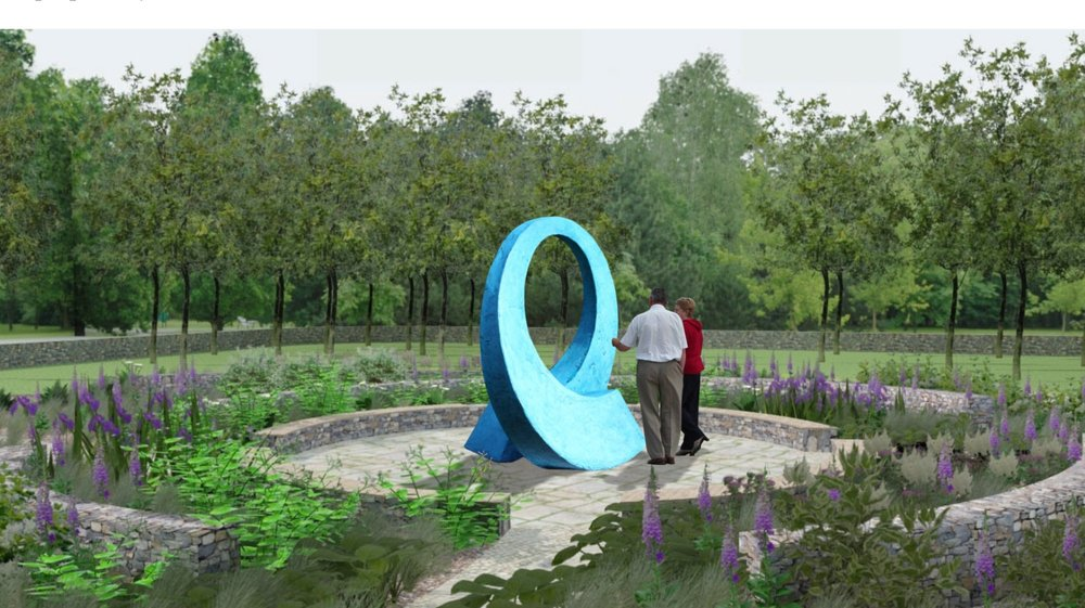 Concept Garden - 3D Design