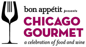Chicago Gourmet 2015 will be held on Saturday 9/26, and Sunday 9/27 in Millennium Park.