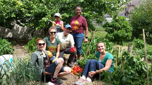 Join us October 10th for a preSERVE garden volunteer day.