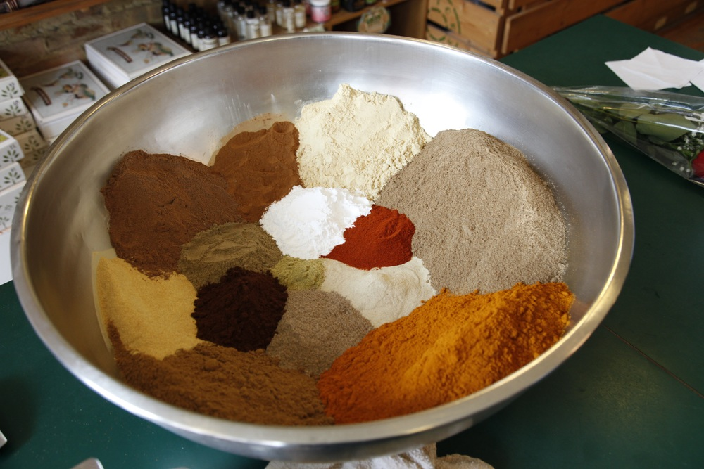 The Spice House's curry powder blend.