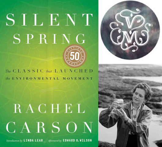 Join Slow Food Chicago for a discussion of Rachel Carson's Silent Spring this Thursday evening at Pilsen plant and pottery shop Verdant Matter.