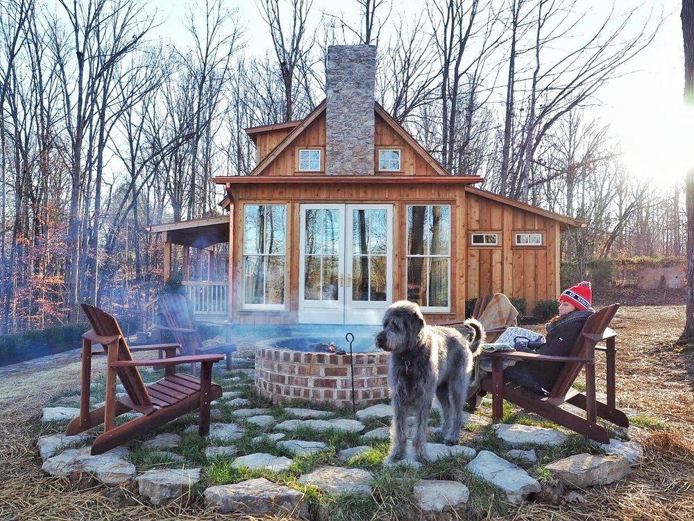 Hill & Cabin -