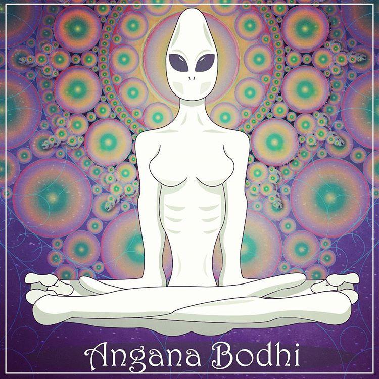 Angana Bodhi Illustration