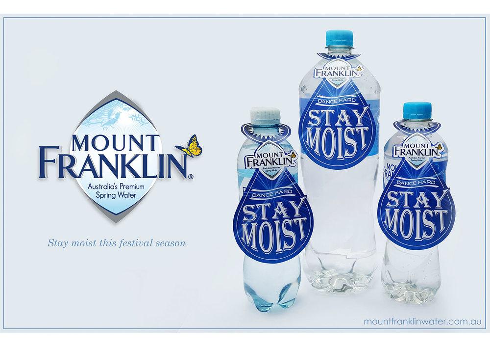 Mount Franklin Festival Promo Collar