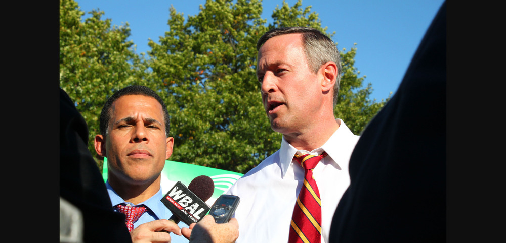 Gov. Martin O'Malley tv interview