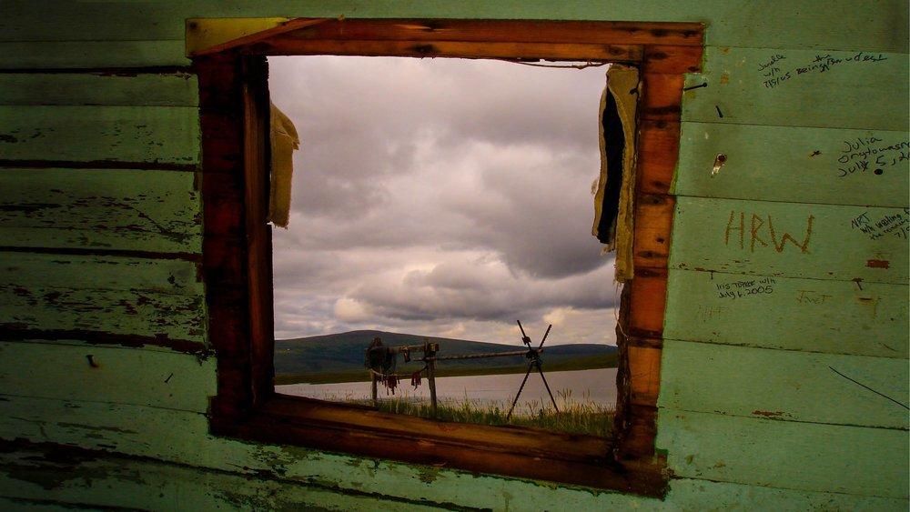 Alaska - Bering Strait Fish Camp.jpg