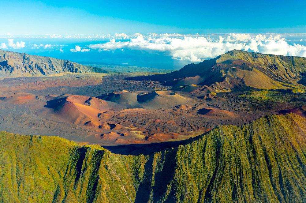 Hawaii - Haleakala Summit - Daytime.jpg