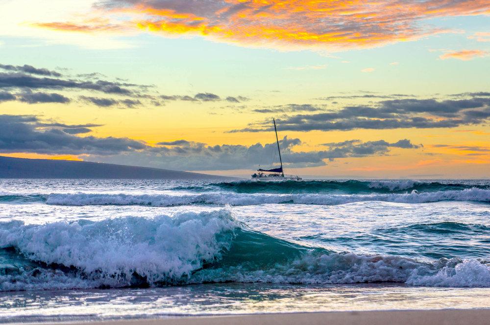 Hawaii - Kaanapali Coast Maui.jpg