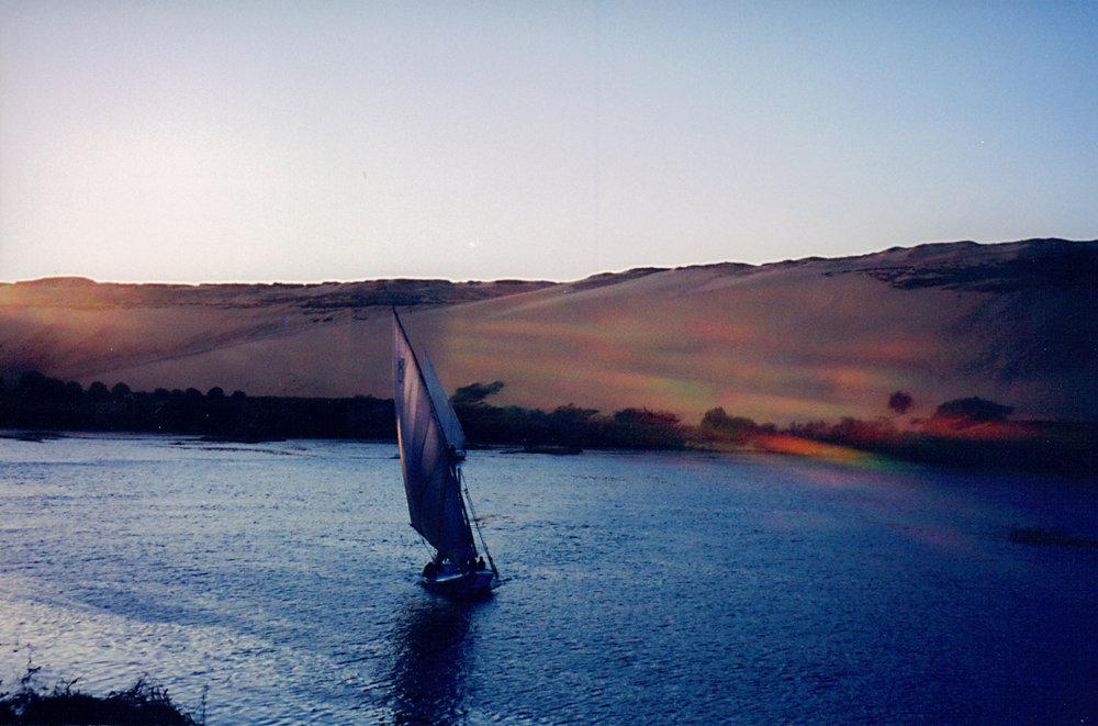 Sailing the Nile