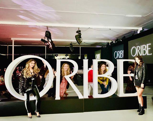 @oribe #oribeateliers #LA #oribeobsessed #didisalon