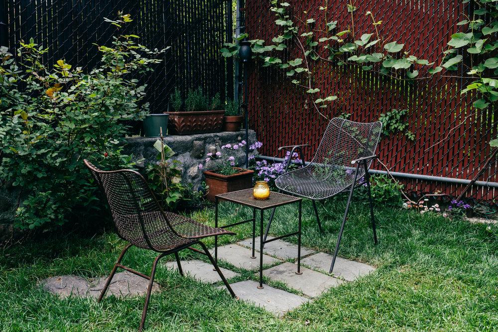 backyard tables