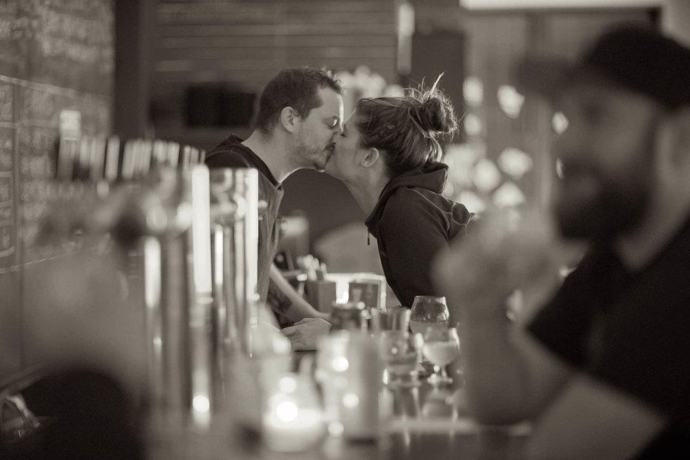 New Year Kiss