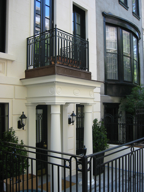 East 62nd St Townhouse, NY, 2004