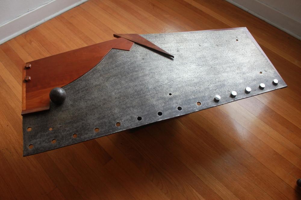 Steel Table, 1995