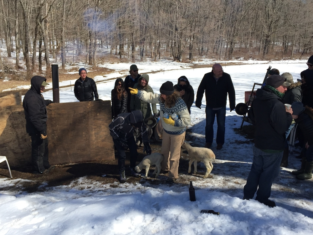 sugaring party