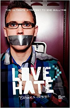 Click picture to download Brooks' book entitled LOVE>HATE.