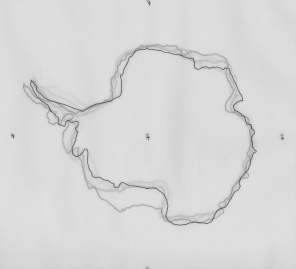 Approaching Antarctica - video still
