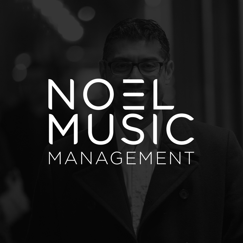 Noel Music Management Rebranding
