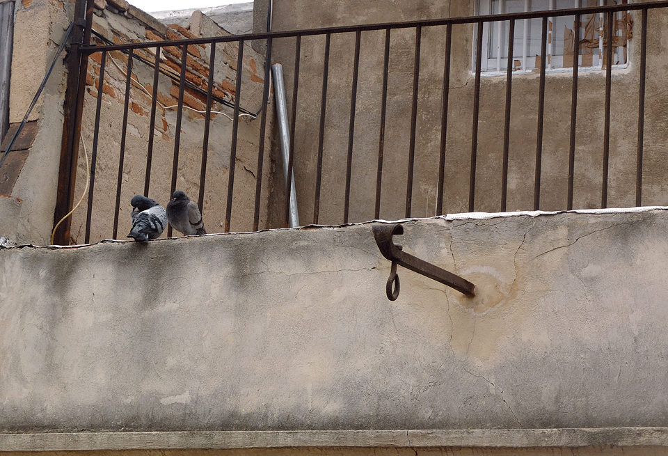 Barcelona Rooftop, 2015