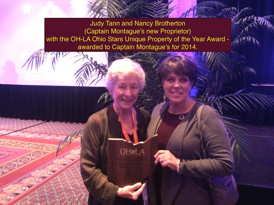 2014 OHLA award