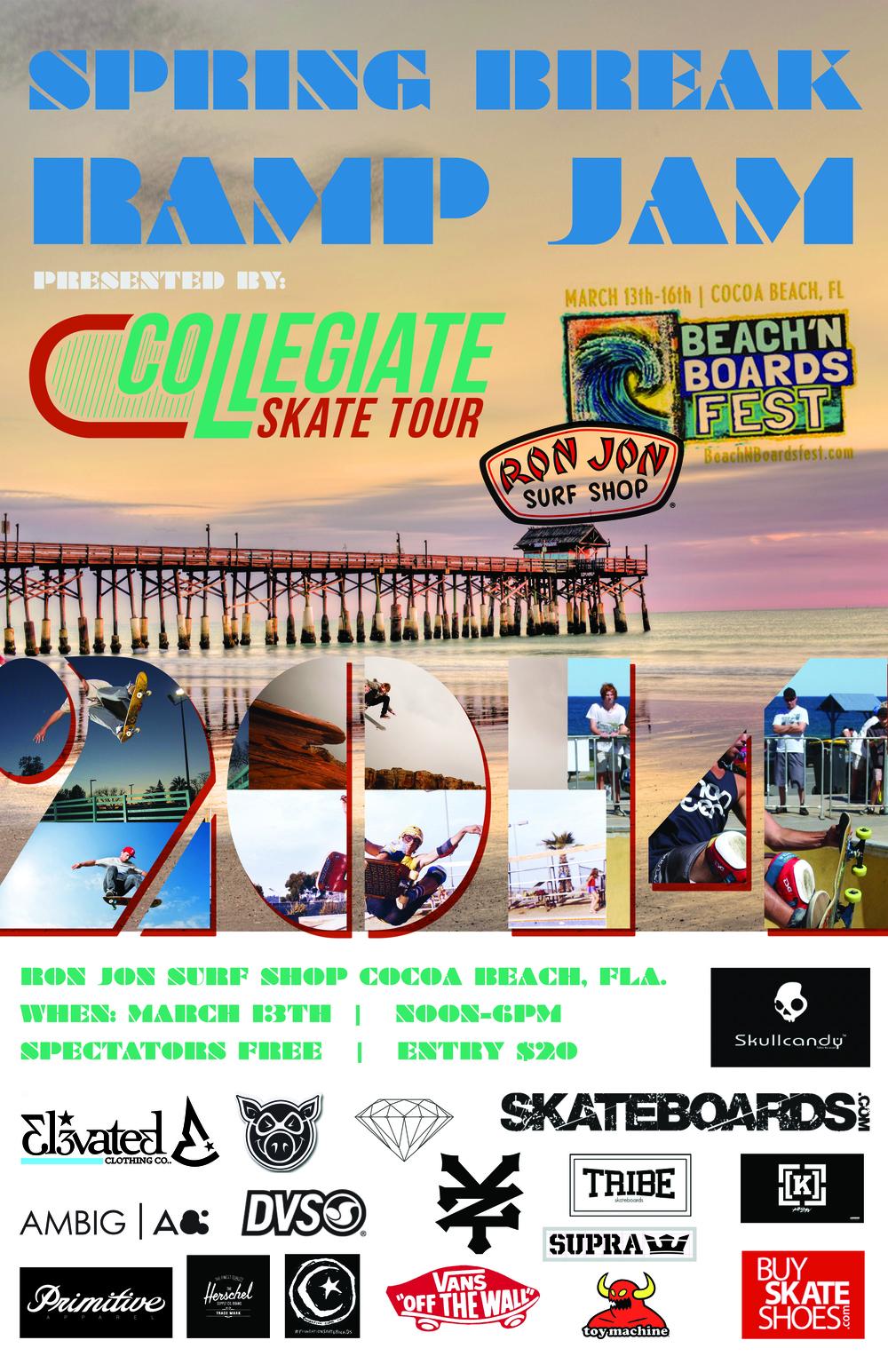 Cocoa Beach, FL - 2014