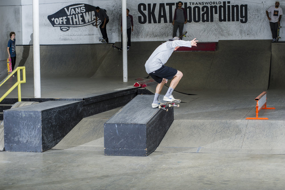 Tony Baldelli - crooks going up!
