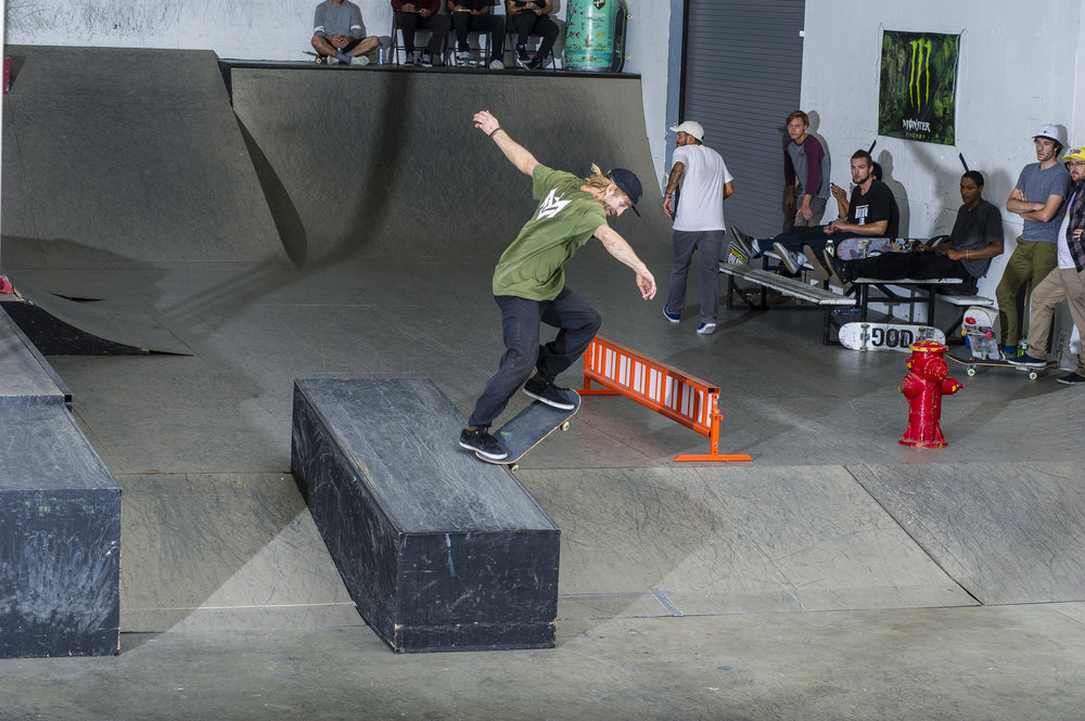 Robby Hargreaves - CLEAN switch crook
