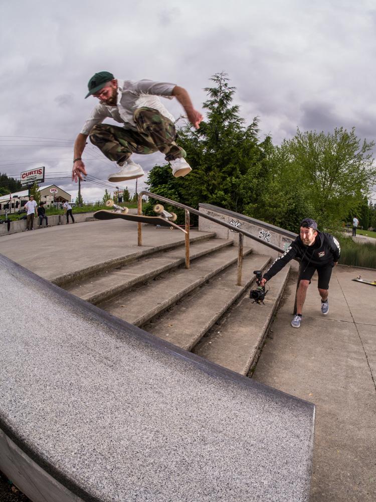 Josh Gibson - switch flip