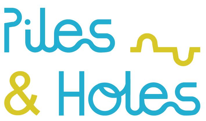 Piles & Holes
