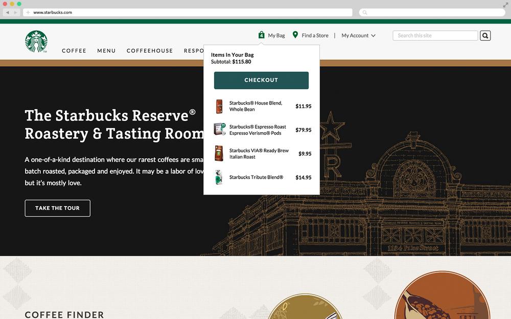 Starbucks_ShareCart
