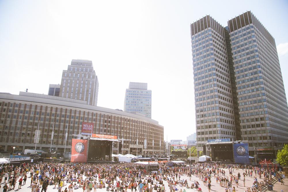 City Hall Plaza