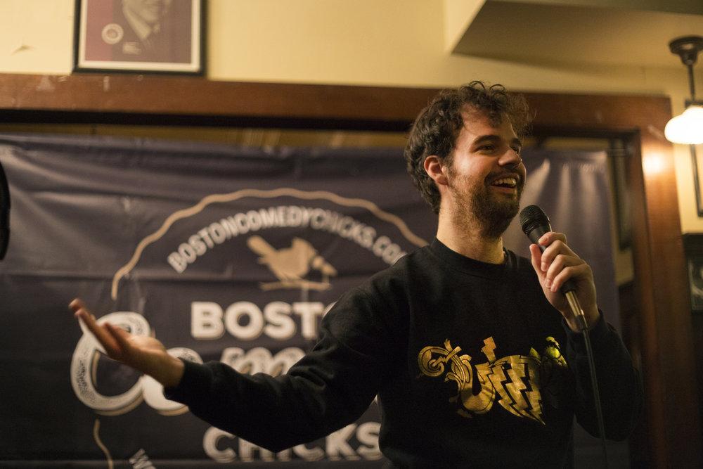 boston comedy chicks