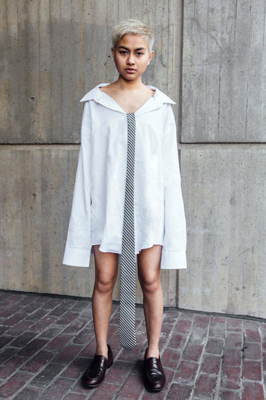 Photo by Adam Ward. Styled by Katya Katsnelson. Model: Quincy Elliot.