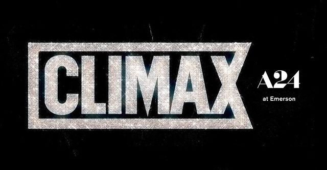 REMINDER! Free advanced screening of Gaspar Noe's latest film, CLIMAX is TOMORROW, Monday February 15?at 7pm in the Bright Family Screening Room. RSVP with the link in our bio— hope to see you at #ClimaxMovie