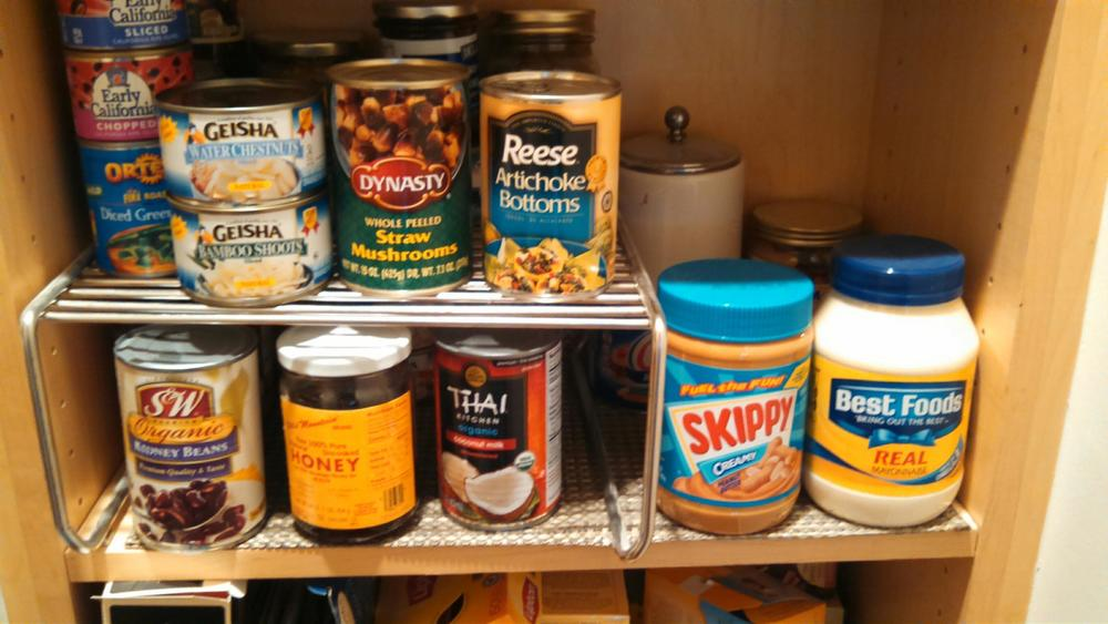 A well-stocked pantry makes meal preparation so much easier and more creative