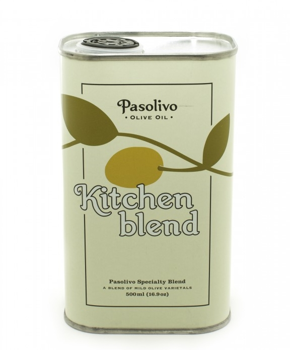 I recommend Pasolivo Kitchen Blend Olive oil for this dressing