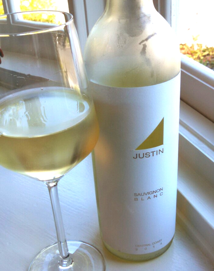 Serve Justin's Sauvignon Blanc as a great accompaniment