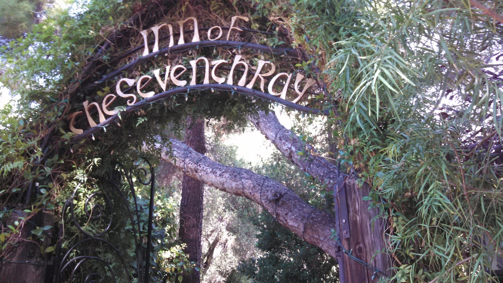 Topanga Canyon is home to the iconic Inn of the Seventh Ray Restaurant